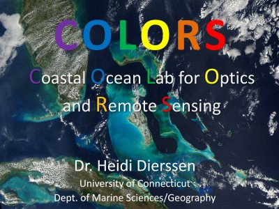 Coastal Ocean Laboratory for Optics and Remote Sensing